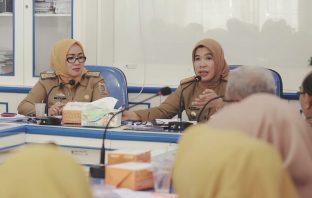 Dra. Bayana, M.Si, Kepala Dinas Pemberdayaan Perempuan (PP) dan Perlindungan Anak (PA) Provinsi Lampung sedang persiapkan berbagi trobosan.